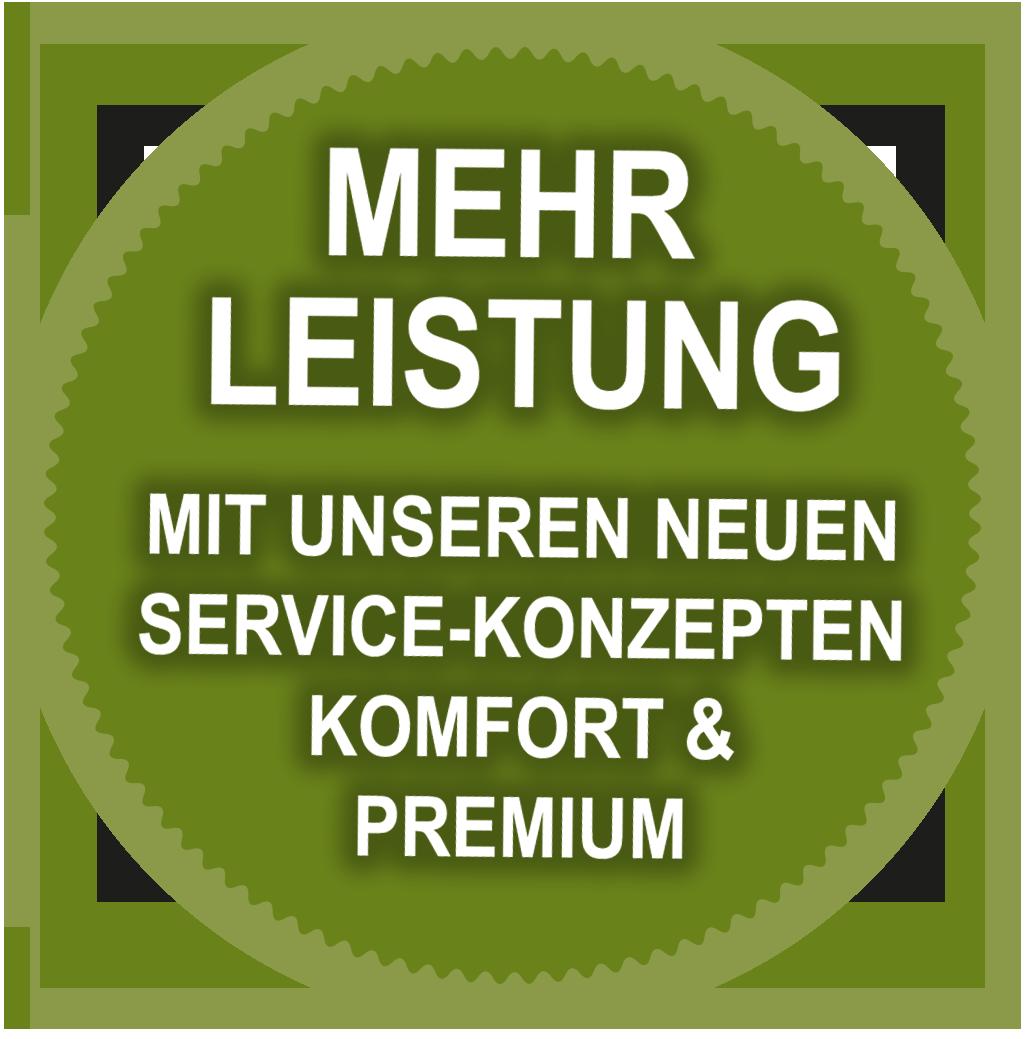 scl-Button-Mehr-Leistung-Versicherungskonzept